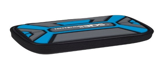 Nintendo Official Expedition Case for 3DS Blue Feature - Nintendo_Official_Expedition_Case_for_3DS_Blue_Feature