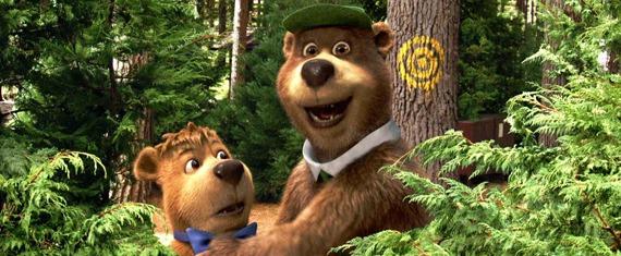 Yogi Bear 3D - Yogi-Bear-3D
