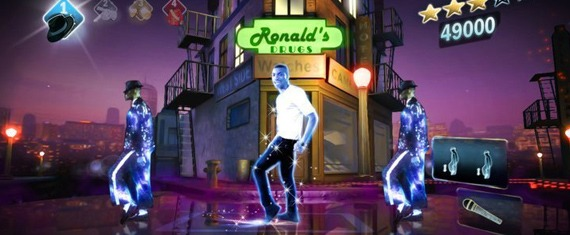Michael Jackson: The Experience Kinect