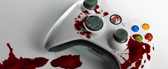 violent games - violent-games