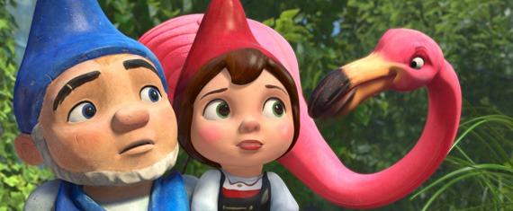 Gnomeo & Juliet Blu-ray 3D