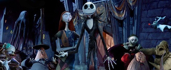 The Nightmare Before Christmas Blu-ray 3D