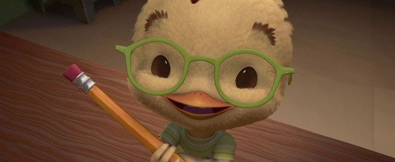 Chicken Little Blu-ray 3D