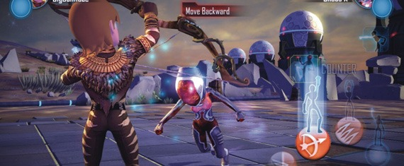PowerUp Heroes Kinect
