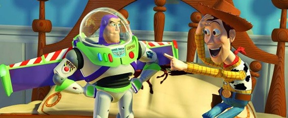 Toy Story Blu-ray 3D