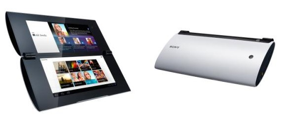 Sony Tablet P Gaming Feature