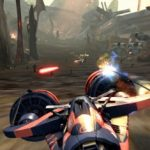 Kinect Star Wars in 3D: Pod Racing Hands-On Preview