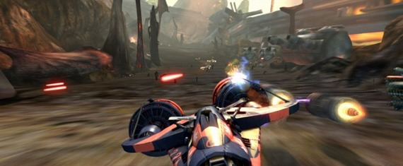 Kinect Star Wars Feature
