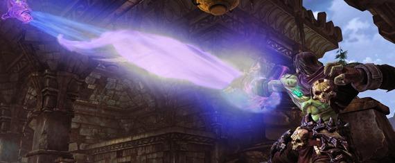 Darksiders 2 Screenshot Feature