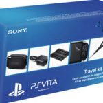 Official PlayStation Vita Travel Kit
