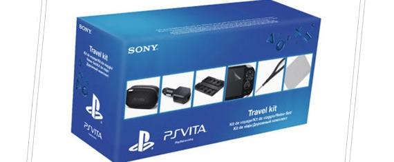 Official PlayStation Vita Travel Kit