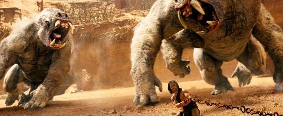 Disney's John Carter Blu-ray 3D
