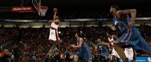 NBA 2K13 Portland Trail Blazers