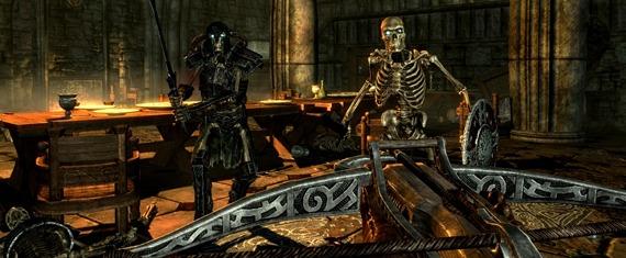 Skyrim Dawnguard - Skyrim_Dawnguard