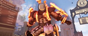 BioShock Infinite screenshot: Fireman