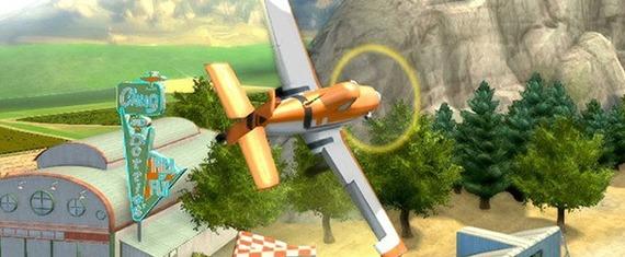 Disney's Planes Video Game for Nintendo Wii U