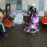 Disney Infinity Figures Toys Play Sets