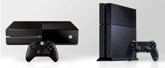 PS4 and Xbox One pre-orders