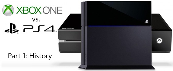 PS4 vs. Xbox One - Part 1: History