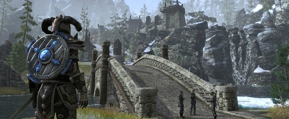 Elder Scrolls Online PS4 Xbox One