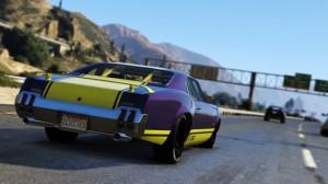 GTA V Screenshot: The Fast Life 1