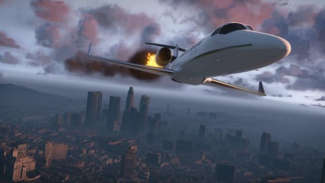 GTA V Screenshot: The Fast Life 3