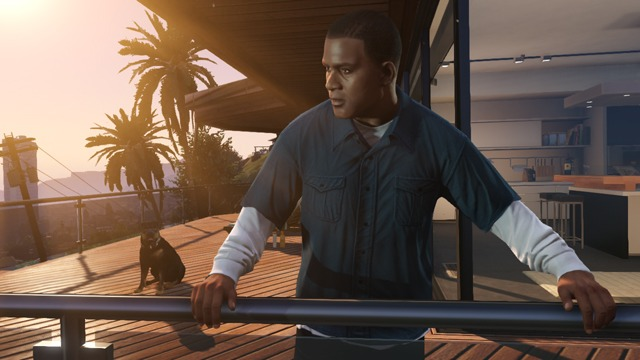 GTA V Screenshot: The Fast Life 6