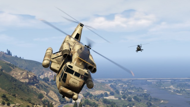 GTA V Screenshot: The Fast Life 7