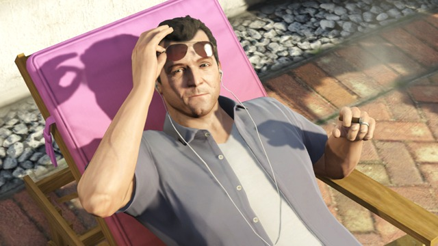 GTA V Screenshot: The Fast Life 10