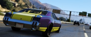 GTA V Feature