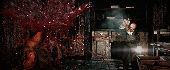 The Evil Within E3 screenshot