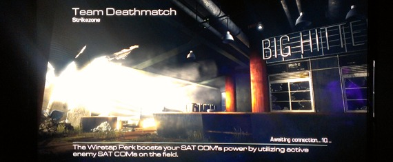 Call of Duty: Ghosts Strikezone map lobby