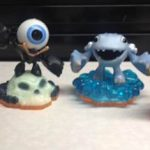 Skylanders Giants Sidekicks Figurines Mobile App Tie-in