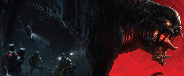 Evolve PS4 Xbox One Teaser
