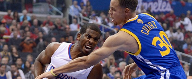 NBA Clippers Warriors