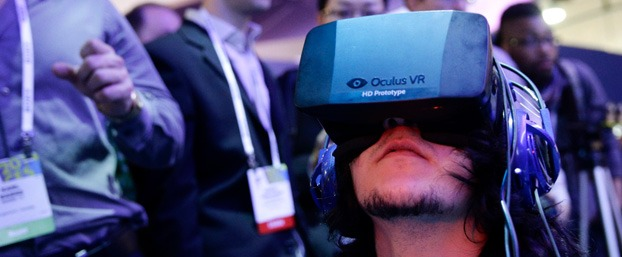 Oculus VR Virtual Reality