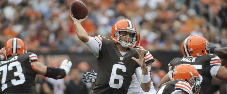 Cleveland Browns Brian Hoyer
