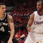 LA Clippers Chris Paul San Antonio Spurs