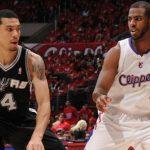 LA Clippers Chris Paul San Antonio Spurs