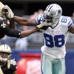 Dallas Cowboys Dez Bryant New Orleans Saints