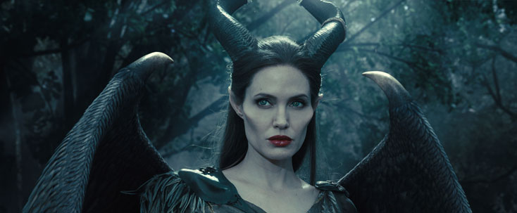 Disney's Maleficent Blu-ray