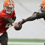 Don't Read into Johnny Manziel Taking First-Team Reps