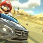 Mario Kart 8 Mercedes Benz DLC Hits Aug. 27