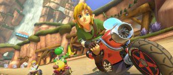 Mario Kart 8 Zelda DLC
