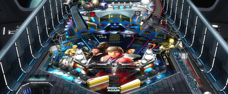 Pinball FX2 Xbox One PS4