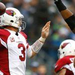 Arizona Cardinals Carson Palmer Seahawks
