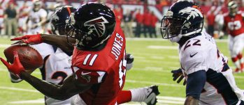 Atlanta Falcons Julio Jones
