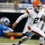 Browns to Start Rookie Connor Shaw with Johnny Manziel, Brian Hoyer Out