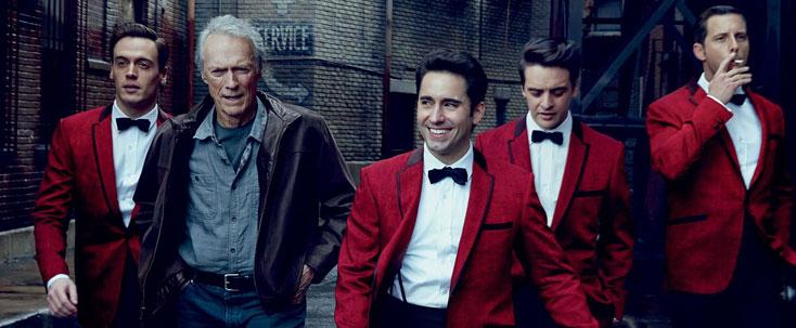 Clint Eastwood Jersey Boys Blu-ray