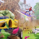 Disney Infinity 2.0 Toy Box Mode Marvel